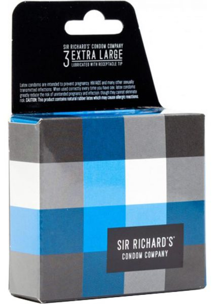 Sir Richards Extra Large 3 Pack