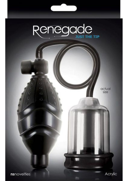 Renegade Just The Tip Acrylic Head Pump