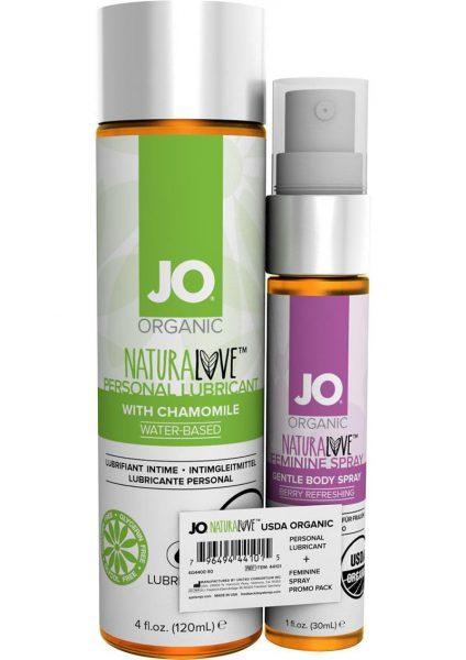 Jo Organic Promo Pack