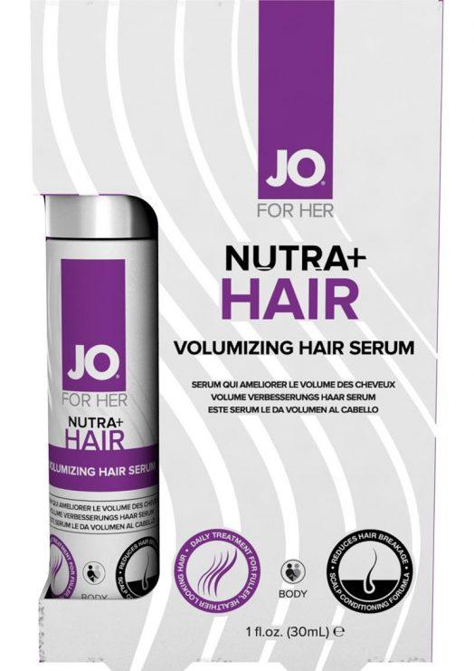 Jo For Her Nutra Hair Volumizing Hair Serum 1 Ounce