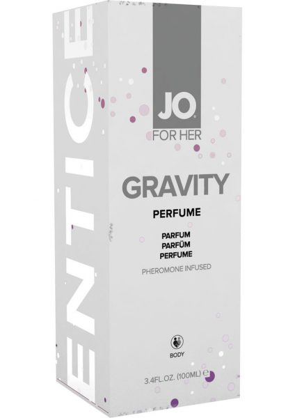 Jo Gravity Perfume For Her 3.4 Oz