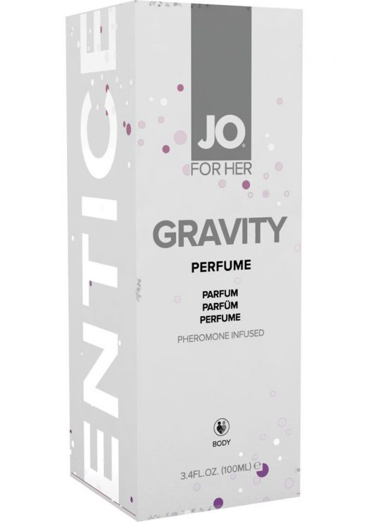 Jo Gravity Perfume For Her 3.4 Oz
