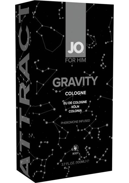 Jo Pheromone Gravity Cologne For Him