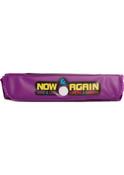 Now And Again Massager Vibe Purple 5 Inch