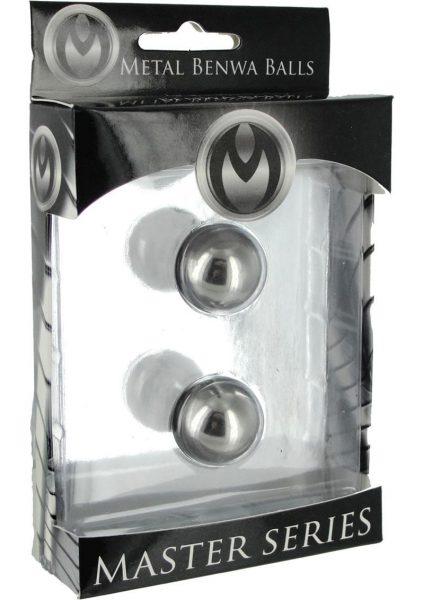 Master Series Venus Stainless Steel Benwa Balls