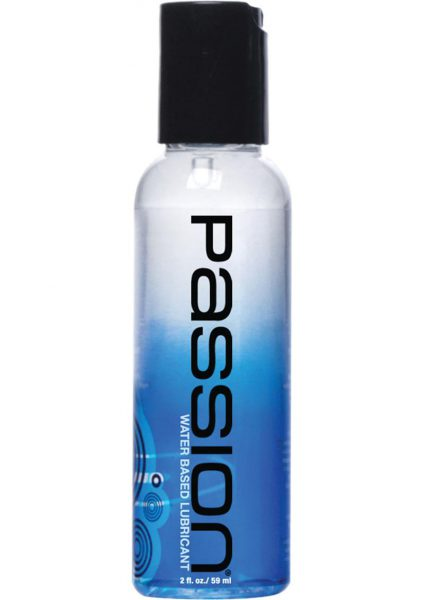 Passion Natural Water Based Lubricant 2 Ounce