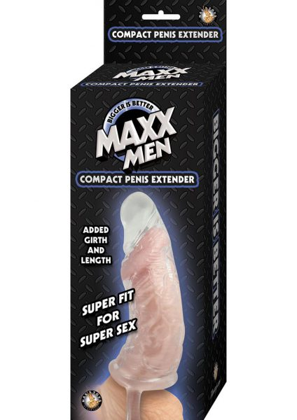 Maxx Men Compact Penis Extender Clear