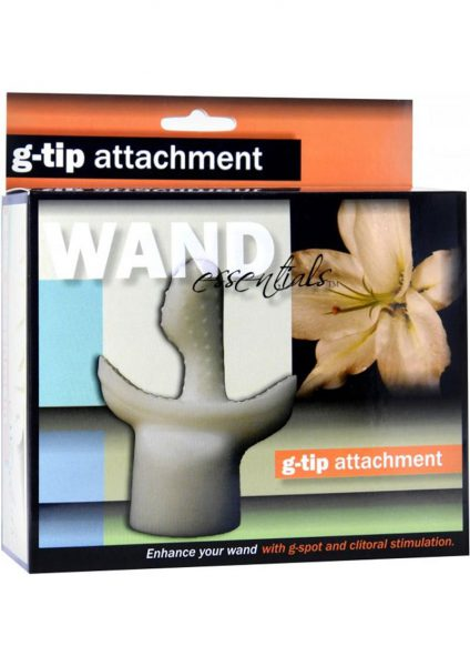Wand Essentials G-Tip Wand Attachment White