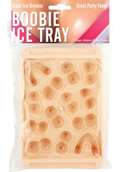 Boobie Ice Cube Tray 2 Pack