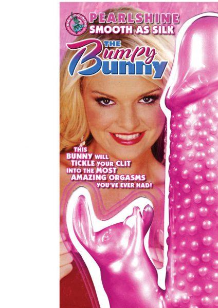 The Bumpy Bunny Waterproof - Pink