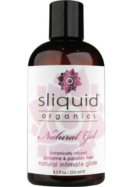 Sliquid Organics Natural Gel 8.5oz