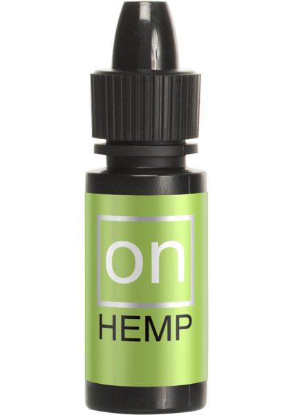 On Hemp Infused Female Arousal Oil 5 Milliliters