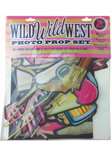 Wild Wild West Photo Prob Set