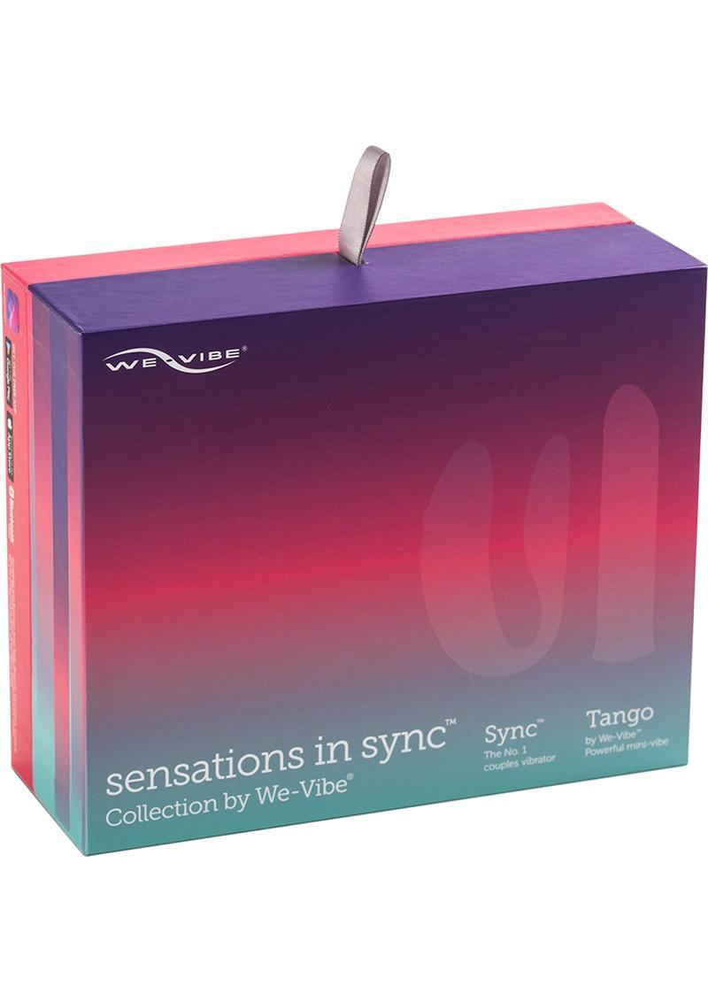 We-Vibe Sensations In Sync Collection Kit