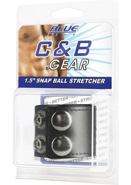 C & B Gear Snap Ball Stretcher 1.5 Inch