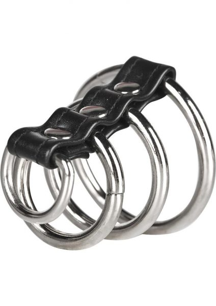 C & B Gear 3 Ring Gates Of Hell 1 Inch