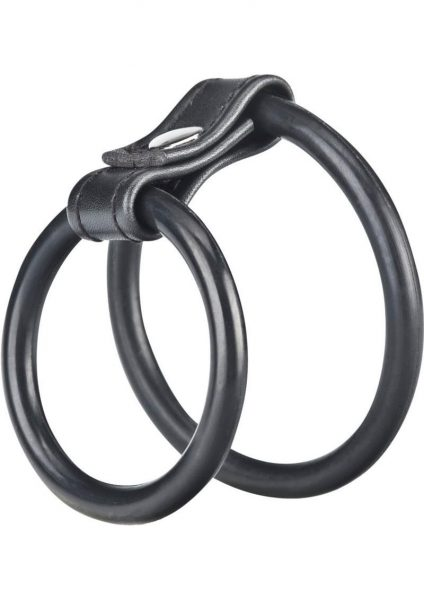 C & B Gear Duo Cock and Ball Ring
