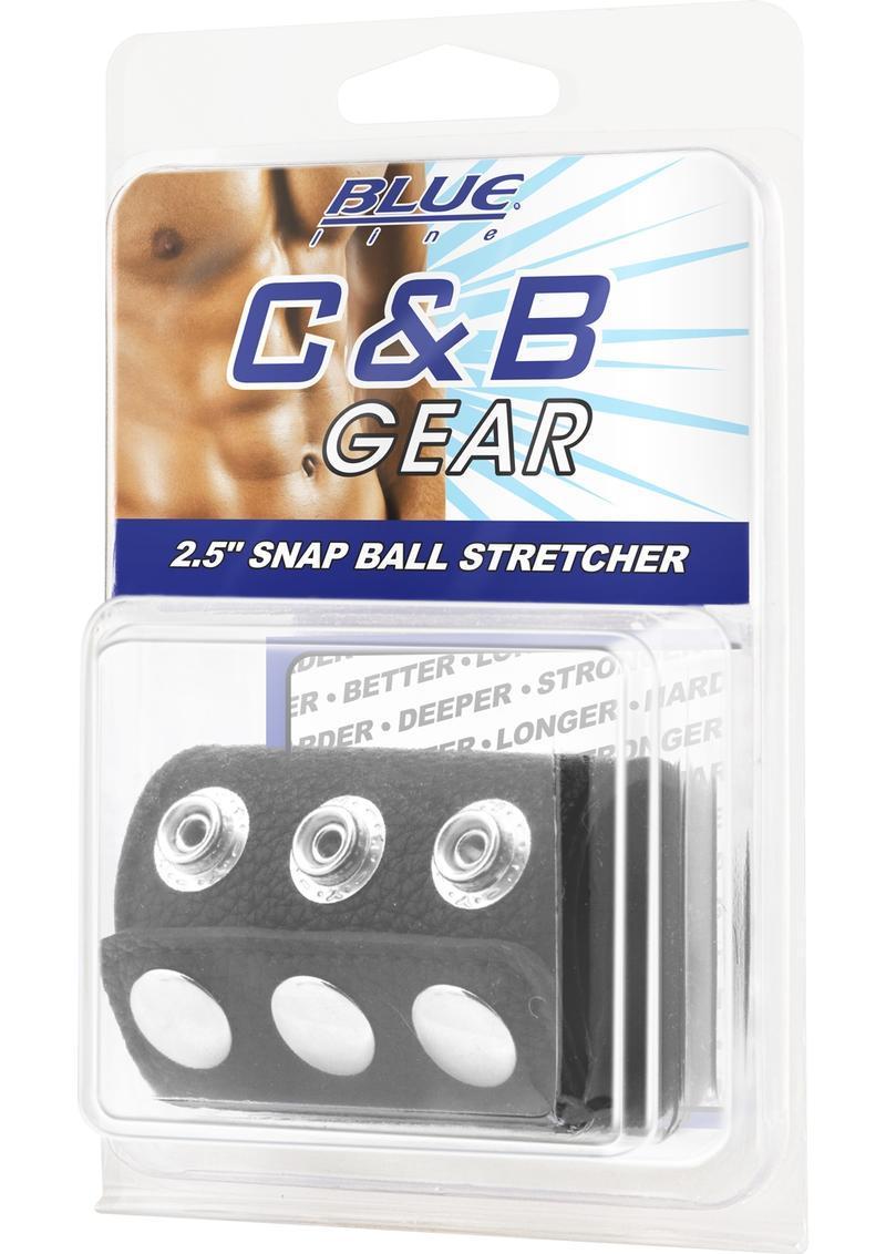 C & B Gear Snap Ball Stretcher 2.5 Inch
