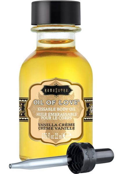 Oil Of Love Vanilla Creme .75 Oz