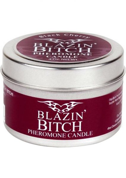 Blazin Bitch Candle with Pheromones