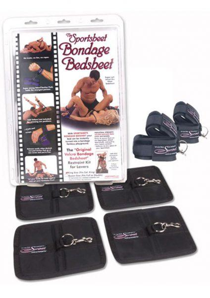 Bondage Bedsheet King