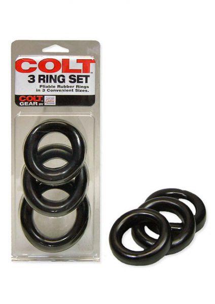 Colt 3 Ring Set