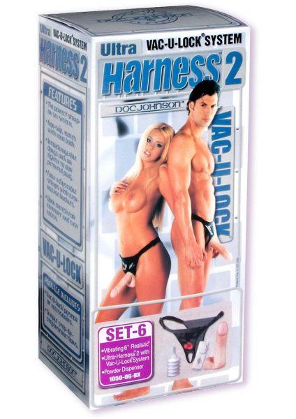 Ultra Harness 2 Vibro 6