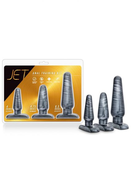 Jet Anal Trainer Kit Carbon Metallic Black