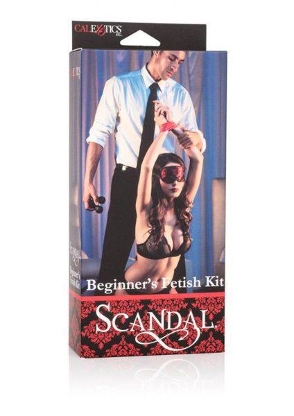 Scandal Beginner`s Fetish Kit