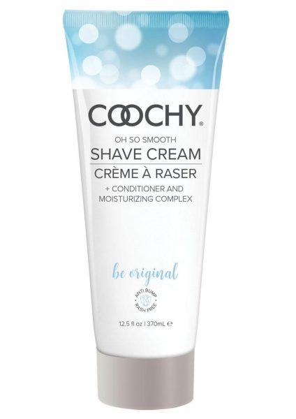 Coochy Oh So Smooth Shave Cream Be Original 12.5 Ounce