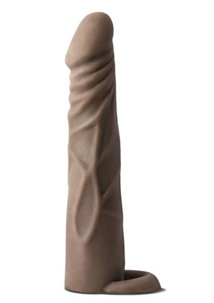 Performance Realistic Cock Xtender Brown 7 Inch