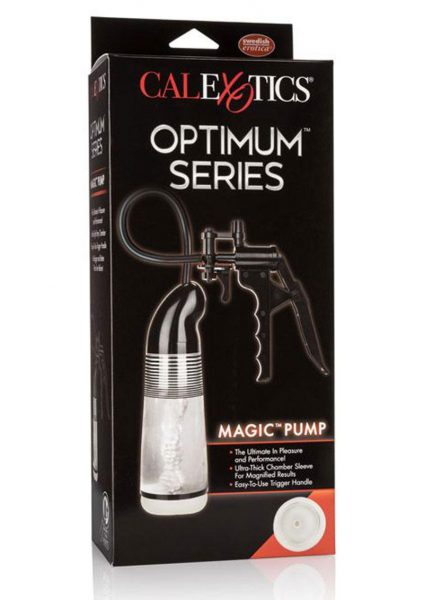 Optimum Series Magic Pump With Sleeve 6.25 Inch