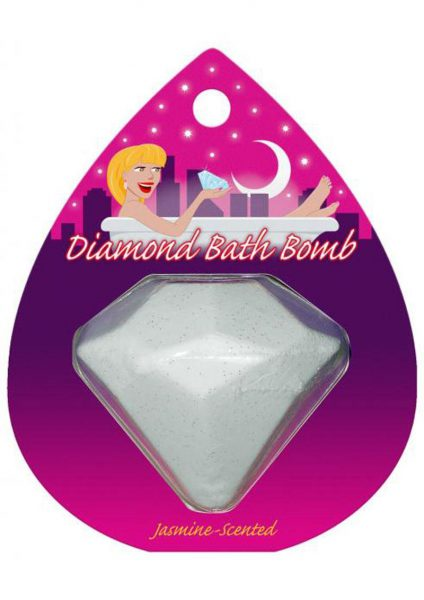 Diamond Bath Bomb Jasmine Scent