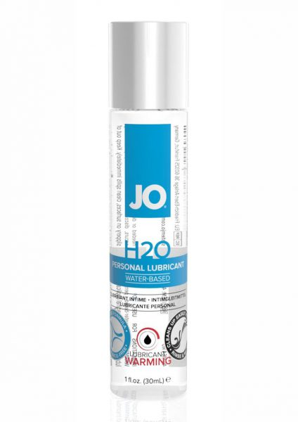 Jo H2o Lube Warming 1oz