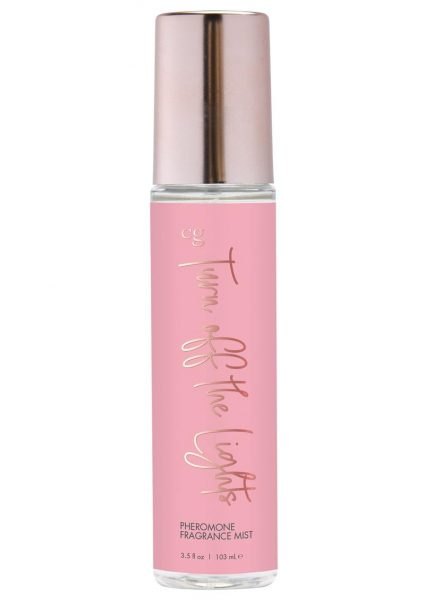 CG Pheromone Fragrance Mist Turn Off The Lights 3.5 Ounces