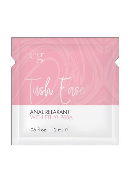 Cgc Tush Ease Anal Gel 24/bag