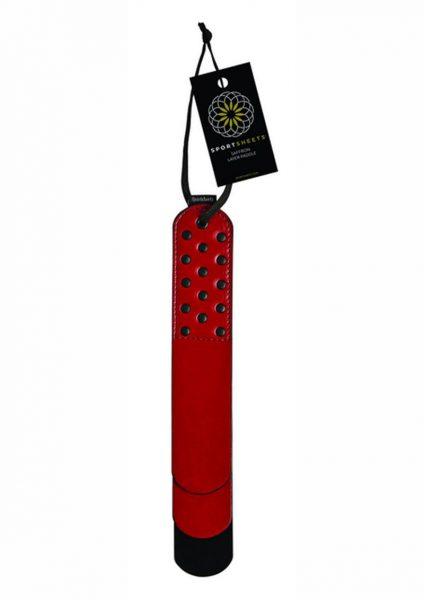 Saffron Layer Paddle Black/Red