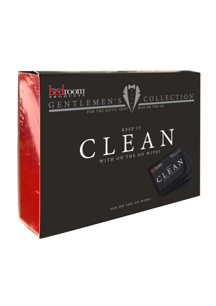 Bedroom Products Clean Wipes 10pk