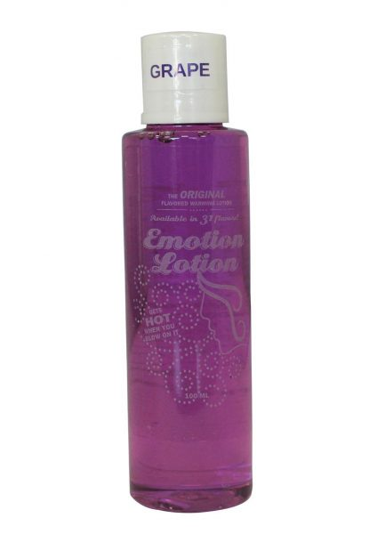 Emotion Lotion Grape