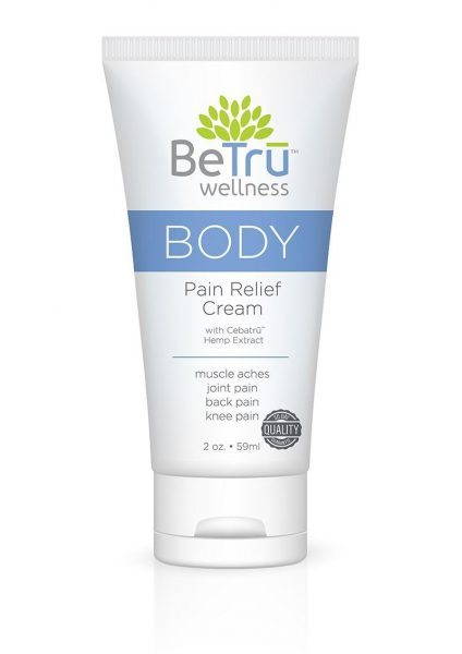 Bt Body Pain Relief Cream 2oz