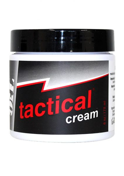 Gun Oil Tactical Cream Water Based Masturbation Lubricant 6 Ounces